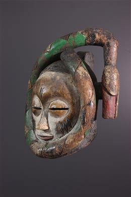 Gelede Yoruba masker