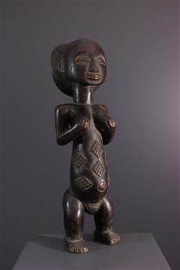 Luba Mikisi standbeeld