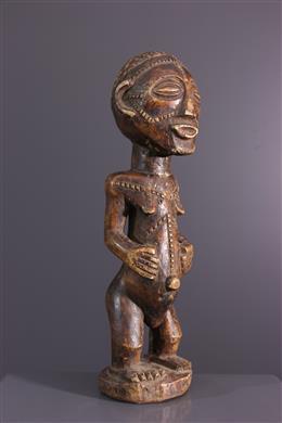 Tabwa voorouder standbeeld