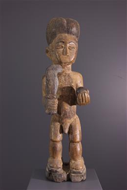 Standbeeld Lwena/Chokwe