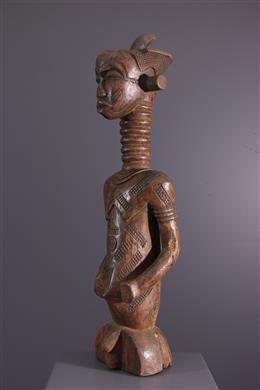 Voorouder standbeeld Ndengese