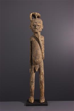 Lobi Bateba standbeeld