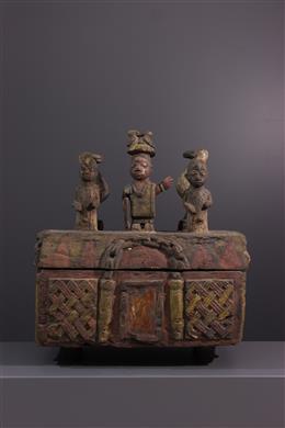 Yoruba offerdoos