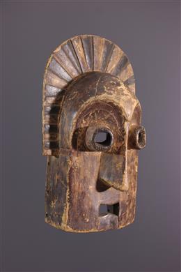 Masque Tetela Mwadi