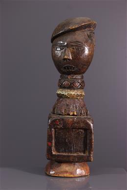 Marotte Kiébé-kiébé Mbochi uit Congo