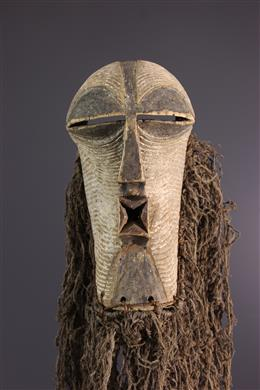 Groot kifwebe masker kikashi Songye