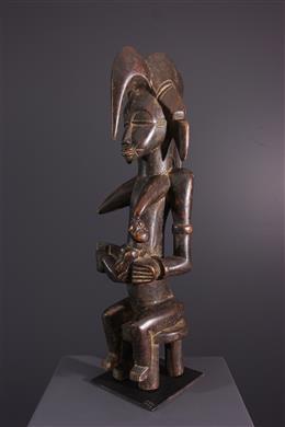 Moederschapsfiguur Senoufo Tugubele