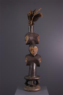 Lega Bwami Salimatwematwe standbeeld