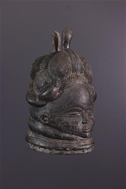 Bundu Masker - Sowei Mende