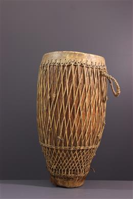 Tambour africain Zande U+0022SendeU+0022