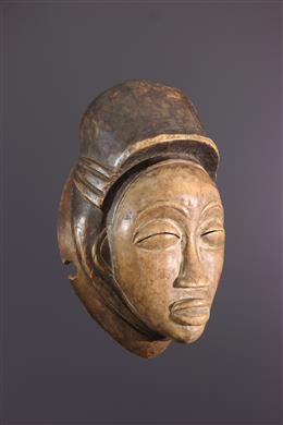 Punu / Shira Masker