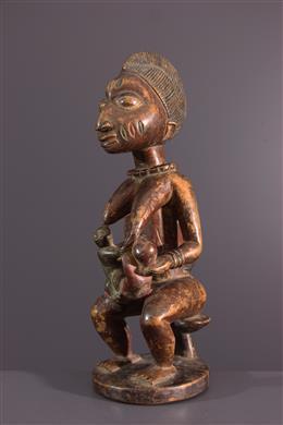 Yoruba moederfiguur