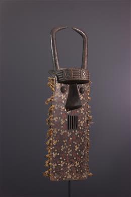 Toma Bakrogui planken masker