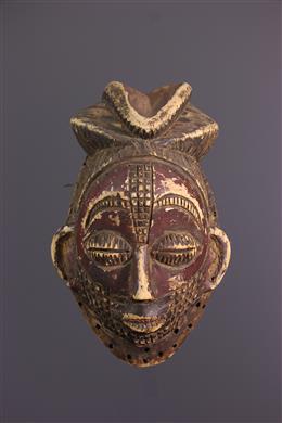 Masker Punu of Tsengi Ikwara