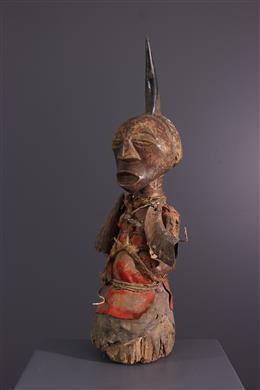 Songye Nkisi fetisjstandbeeld