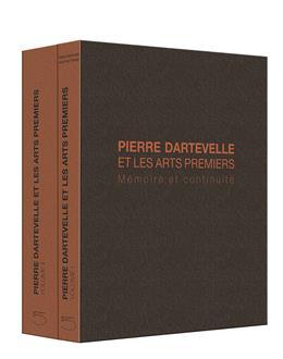 Pierre Dartevelle en de vroege kunsten Geheugen en continuïteit