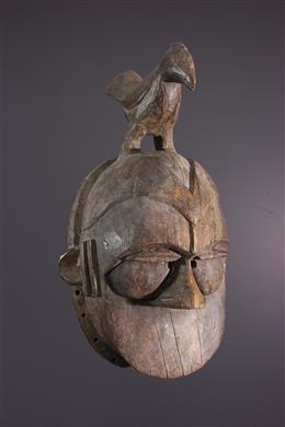 Groot Ogoni Kapkap Masker