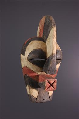 Songye Kifwebe Masker
