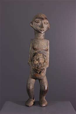 Kongo Sundi fetisj beeldje