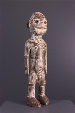 Mannen beeldje Metoko Kakungu