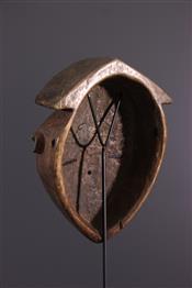 Masque africainLualua Masker