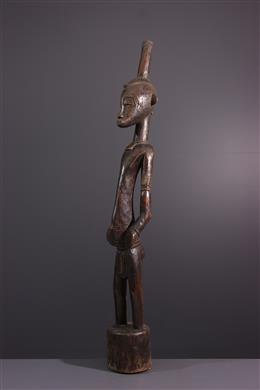 Standbeeld stamper Debele Senoufo