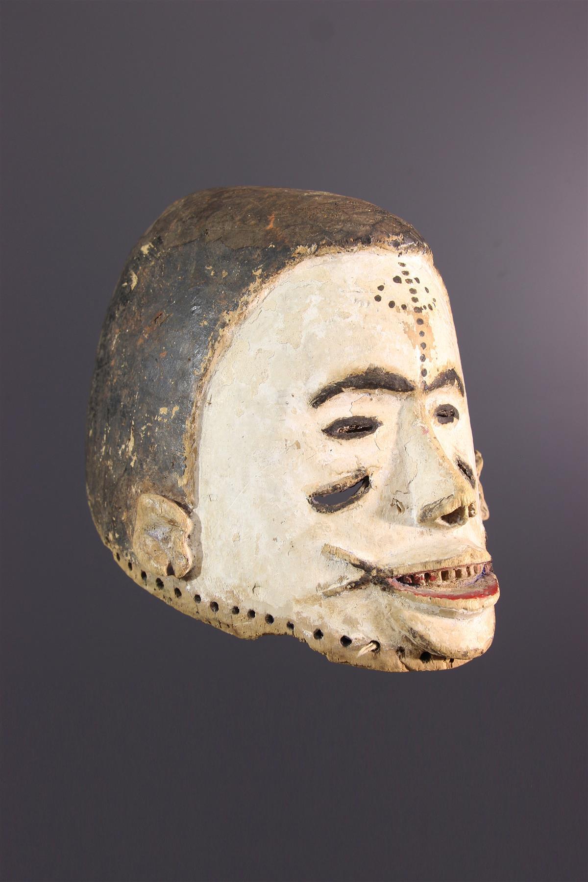 Idoma masker - Tribale kunst