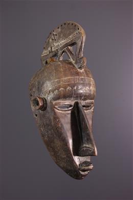 Bambara, Bamana masker