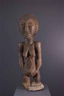 Vrouwelijke figuur Hemba Singiti