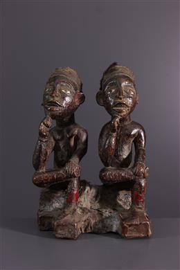 Kongo Yombe paar