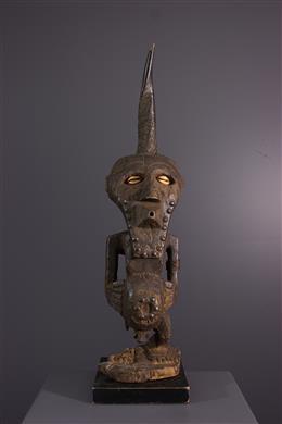 Songye Nkisi fetisj standbeeld