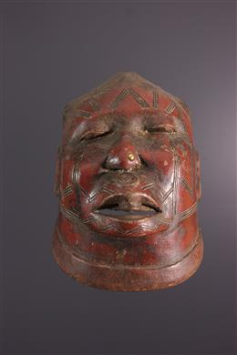 Makonde Lipoko Masker