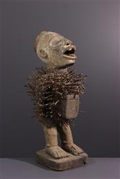 Statues africainesNkondi standbeeld