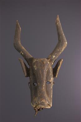 Tribale kunst - Dogon zoömorf masker