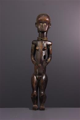 Tribale kunst - Byeri Reliquary Fang voorouder figuur