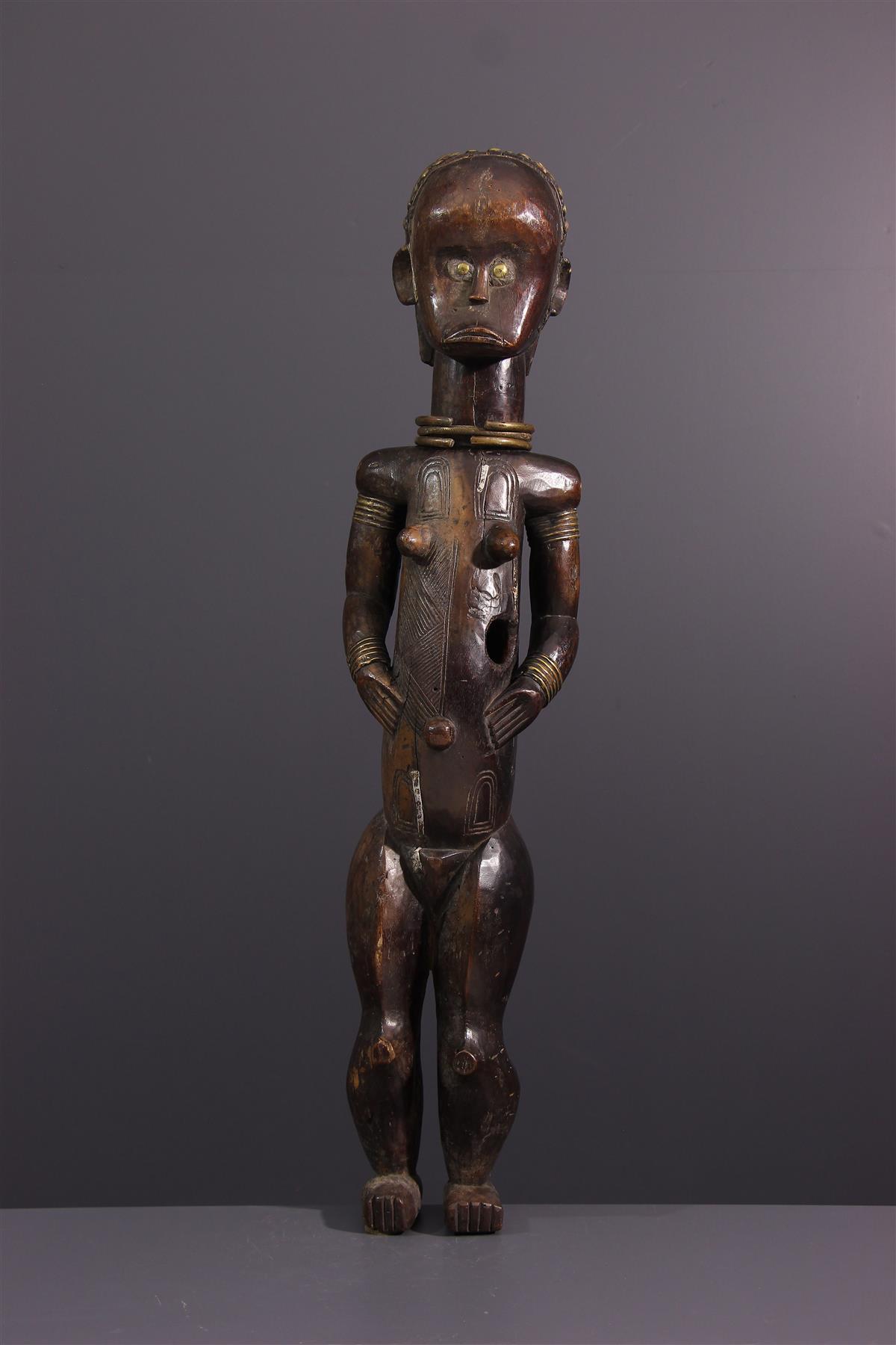 Fang standbeeld - Tribale kunst