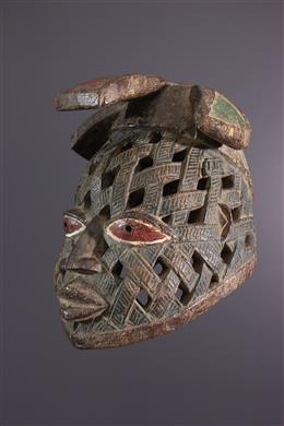 Gelede Yoruba helmmasker