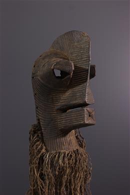 Songye Kifwebe Kilume masker