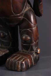Statues africainesMangbetu beeldje