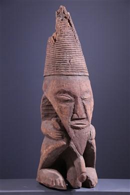 Mambila standbeeld